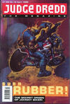 Cover for Judge Dredd the Megazine (Fleetway Publications, 1990 series) #19