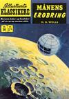Cover Thumbnail for Illustrerte Klassikere [Classics Illustrated] (1957 series) #56 - Månens erobring [2. opplag]
