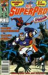 Cover for NFL Superpro (Marvel, 1991 series) #1 [Newsstand]