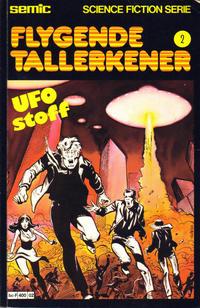 Cover Thumbnail for Flygende tallerkener (Semic, 1979 series) #2