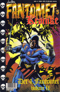 Cover Thumbnail for Fantomets krønike (Semic, 1989 series) #4/1994