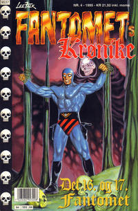 Cover Thumbnail for Fantomets krønike (Semic, 1989 series) #4/1995