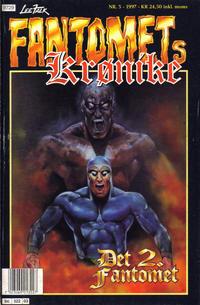 Cover Thumbnail for Fantomets krønike (Semic, 1989 series) #3/1997