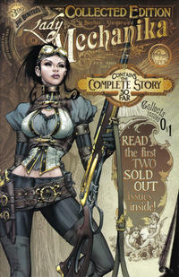 Cover Thumbnail for Lady Mechanika: The Collected Edition (Aspen, 2011 series) #1