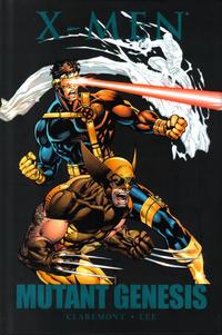 Cover Thumbnail for X-Men: Mutant Genesis (Marvel, 2010 series)  [premiere edition]