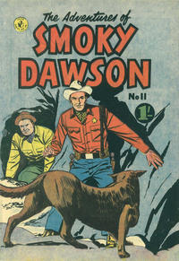 Cover Thumbnail for The Adventures of Smoky Dawson (K. G. Murray, 1956 ? series) #11