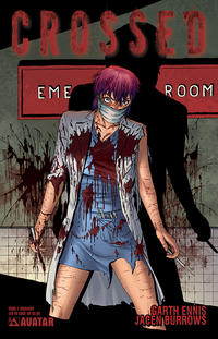 Cover Thumbnail for Crossed (Avatar Press, 2008 series) #7 [Auxiliary]