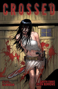 Cover Thumbnail for Crossed (Avatar Press, 2008 series) #7 [Big Apple]