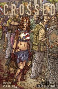 Cover Thumbnail for Crossed (Avatar Press, 2008 series) #8 [Cheerleader]