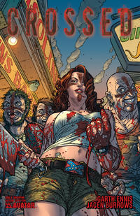 Cover Thumbnail for Crossed (Avatar Press, 2008 series) #8 [Convention]
