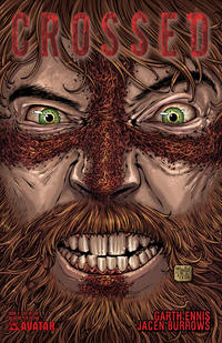 Cover Thumbnail for Crossed (Avatar Press, 2008 series) #8 [Face of Evil]