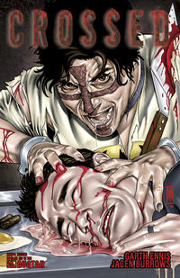 Cover Thumbnail for Crossed (Avatar Press, 2008 series) #8 [Sizzling]