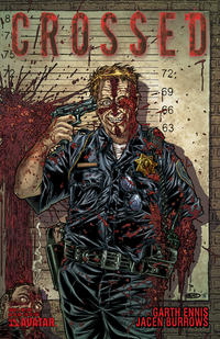 Cover Thumbnail for Crossed (Avatar Press, 2008 series) #8 [No Law]