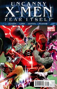 Cover Thumbnail for The Uncanny X-Men (Marvel, 1981 series) #541