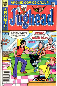 Cover Thumbnail for Jughead (Archie, 1965 series) #294