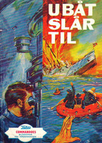 Cover Thumbnail for Commandoes (Fredhøis forlag, 1962 series) #v2#26