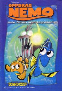 Cover Thumbnail for Bilag til Donald Duck & Co (Hjemmet / Egmont, 1997 series) #46/2003
