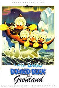 Cover Thumbnail for Bilag til Donald Duck & Co (Hjemmet / Egmont, 1997 series) #13/2002