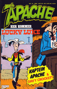Cover Thumbnail for Apache (Semic, 1980 series) #10/1980