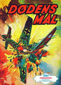 Cover Thumbnail for Commandoes (Fredhøis forlag, 1962 series) #27 [2. årg]
