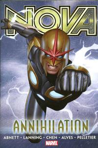 Cover Thumbnail for Nova (Marvel, 2008 series) #1