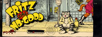 Cover Thumbnail for Fritz the No-Good (Ballantine Books, 1972 series)