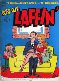 Cover Thumbnail for Bust Out Laffin' (Toby, 1954 series) #3
