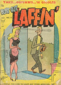 Cover Thumbnail for Bust Out Laffin' (Toby, 1954 series) #11
