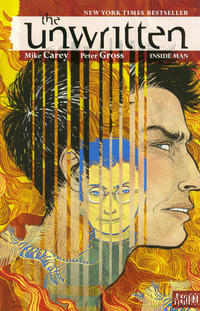 Cover Thumbnail for The Unwritten (DC, 2010 series) #2 - Inside Man