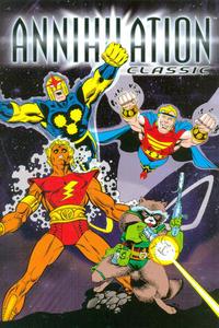 Cover Thumbnail for Annihilation Classic (Marvel, 2008 series) #[nn]