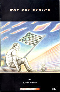 Cover Thumbnail for Way Out Strips (Fantagraphics, 1994 series) #1