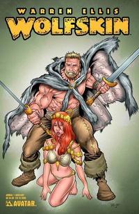 Cover Thumbnail for Warren Ellis' Wolfskin Annual (Avatar Press, 2008 series) #1 [Auxiliary]