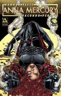 Cover Thumbnail for Anna Mercury (Avatar Press, 2008 series) #2 [Chicago]