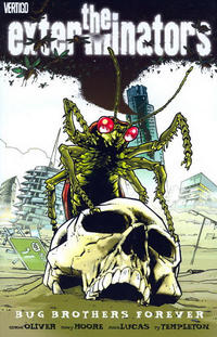 Cover Thumbnail for The Exterminators (DC, 2006 series) #5 - Bug Brothers Forever