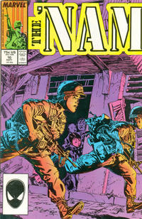 Cover Thumbnail for The 'Nam (Marvel, 1986 series) #10 [Direct]
