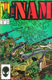 Cover Thumbnail for The 'Nam (Marvel, 1986 series) #12 [Direct]