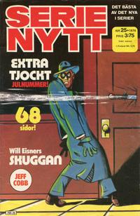 Cover Thumbnail for Serie-nytt [delas?] (Semic, 1970 series) #25/1976