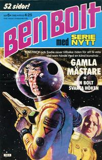 Cover Thumbnail for Serie-nytt [delas?] (Semic, 1970 series) #6/1980