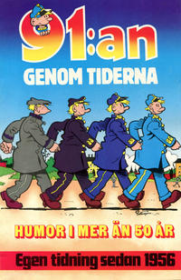 Cover Thumbnail for 91:an genom tiderna (Semic, 1988 series) #[nn]