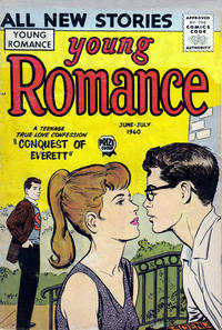 Cover Thumbnail for Young Romance (Prize, 1947 series) #v13#4 [106]