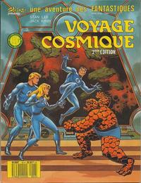 Cover Thumbnail for Une Aventure des Fantastiques (Editions Lug, 1973 series) #43