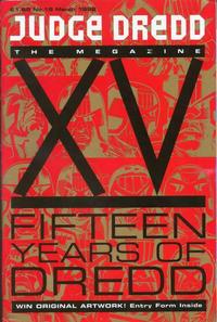 Cover Thumbnail for Judge Dredd the Megazine (Fleetway Publications, 1990 series) #18