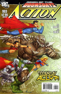 Cover Thumbnail for Action Comics (DC, 1938 series) #903