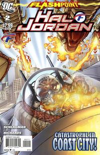 Cover Thumbnail for Flashpoint: Hal Jordan (DC, 2011 series) #2