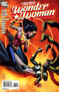 Cover Thumbnail for Wonder Woman (DC, 2006 series) #613