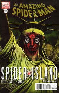 Cover Thumbnail for The Amazing Spider-Man (Marvel, 1999 series) #666 [Direct Edition]