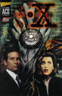 Cover Thumbnail for Wizard Ace Edition #19: X-Files #1 (Topps; Wizard, 1997 series) #19