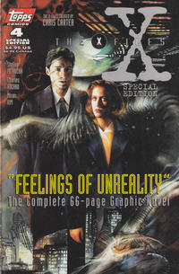 Cover Thumbnail for The X-Files Special Edition (Topps, 1995 series) #4