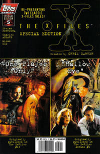 Cover Thumbnail for The X-Files Special Edition (Topps, 1995 series) #5