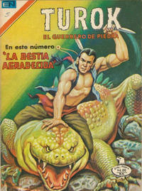Cover Thumbnail for Turok (Editorial Novaro, 1969 series) #196